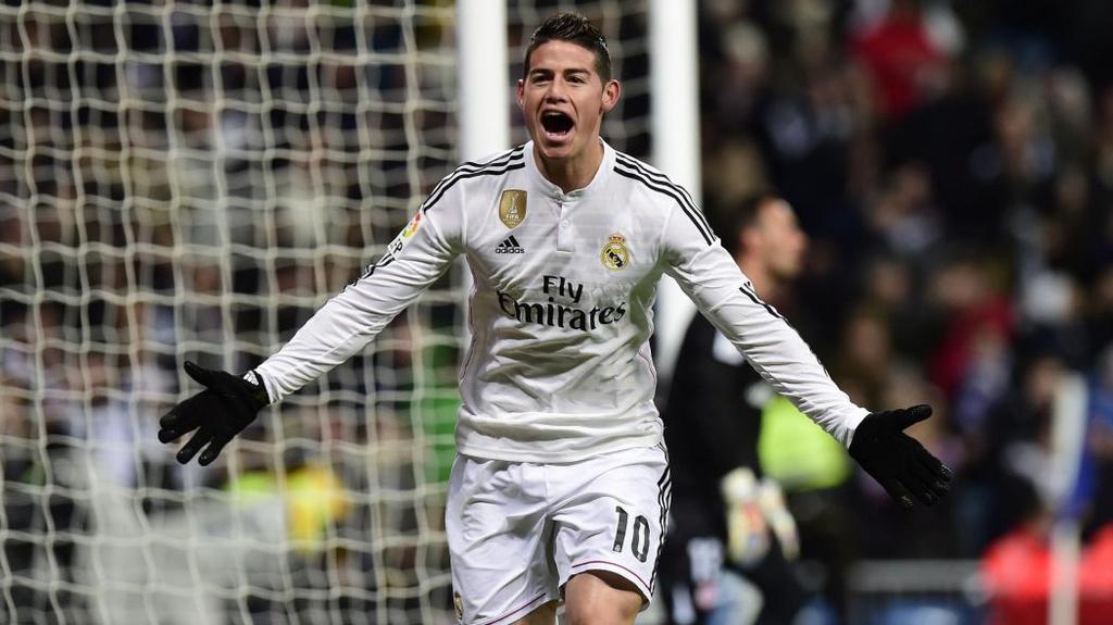 James Rodriguez vỡ mộng tại Real Madrid vì lười biếng - Bóng Đá