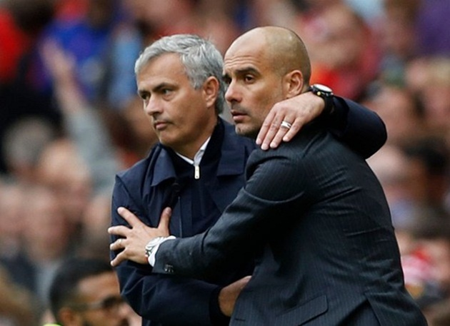Pep len tieng ve phat bieu xem thuong Mourinho