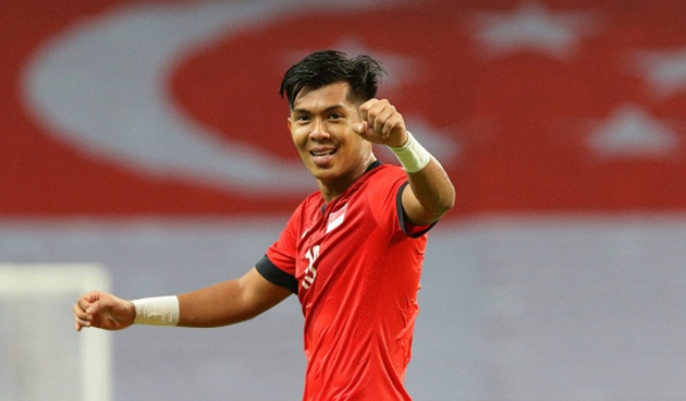 ĐT Singapore khủng hoảng hàng công trước thềm AFF Cup 2016