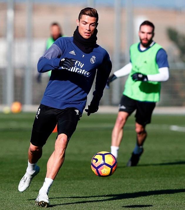 Ronaldo quyết giúp Real phá kỷ lục của Barca