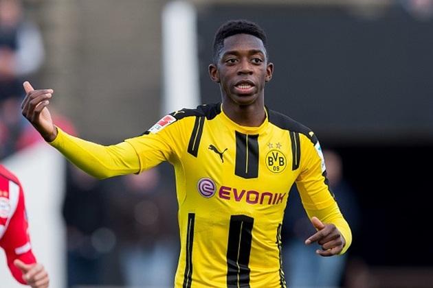 Dortmund – CLB sở hữu 5 tài năng trẻ sáng giá nhất thế giới