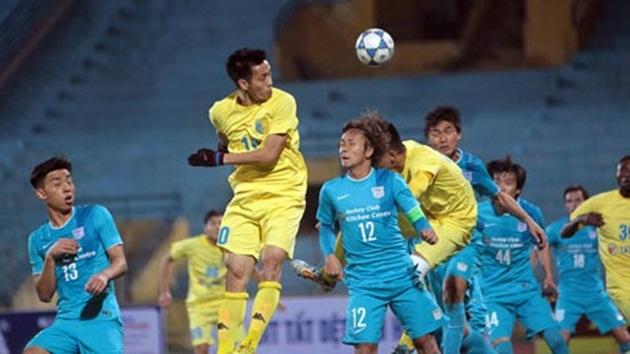 Hà Nội Fc: 19h00 Ngày 25/1, Kitchee Vs Hà Nội FC: Vươn Tầm Châu Lục