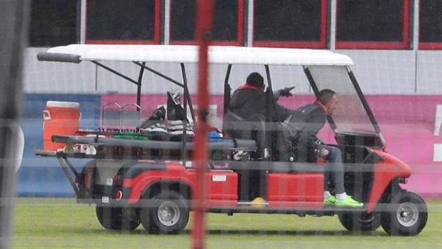 Ribéry gặp chấn thương – Bayern Munich tiếp tục suy yếu