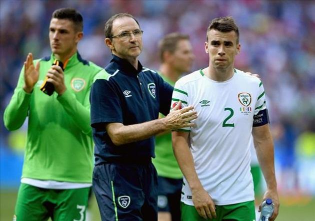 Bị gãy chân, Seamus Coleman được FIFA trả lương thay Everton