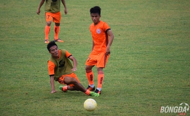 Thái Sung nhận 'quà nóng' trước giai đoạn lượt về V-League 2017 - Bóng Đá