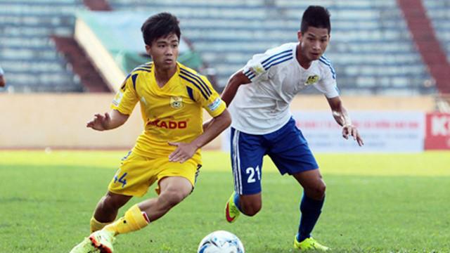 Tổng hợp vòng 9 Hạng nhất Quốc gia 2017: Nam Định soán ngôi Huế FC