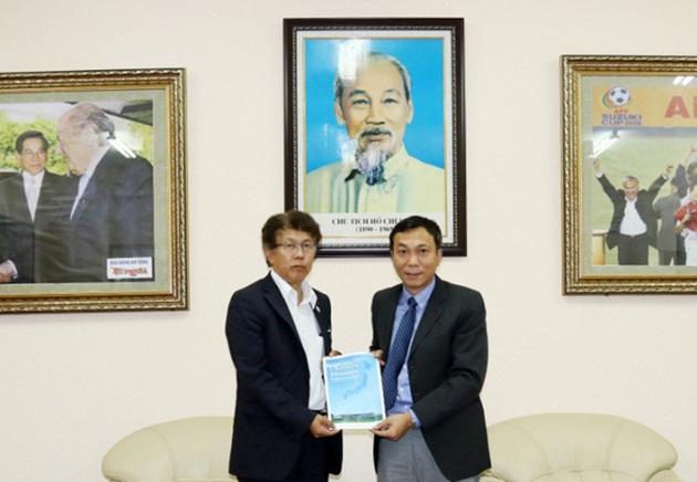Thành phố Mimasaka hỗ trợ tối đa ĐT nữ Việt Nam chuẩn bị cho SEA Games - Bóng Đá