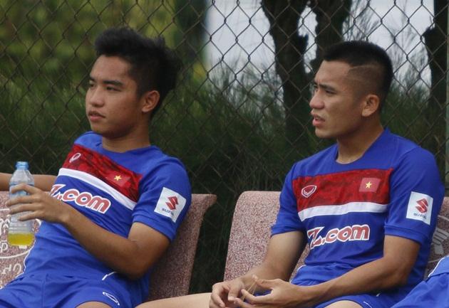 4 tuyển thủ bị loại khỏi U22 Việt Nam - Bóng Đá