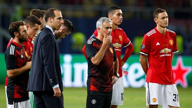 MU thua Real: Sự khác biệt giữa sao hạng 1 và sao hạng 2 - Bóng Đá