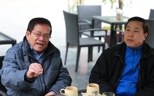 """Chuyên gia Trịnh Minh Huế: """"Văn Hậu và Văn Thanh rất giá trị với đội tuyển"""" - Bóng Đá"""