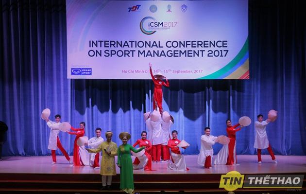 Hội thảo Quốc tế về quản lý thể thao 2017 - Bóng Đá