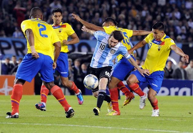Bi kịch nếu Ronaldo, Messi ngồi nhà - Bóng Đá
