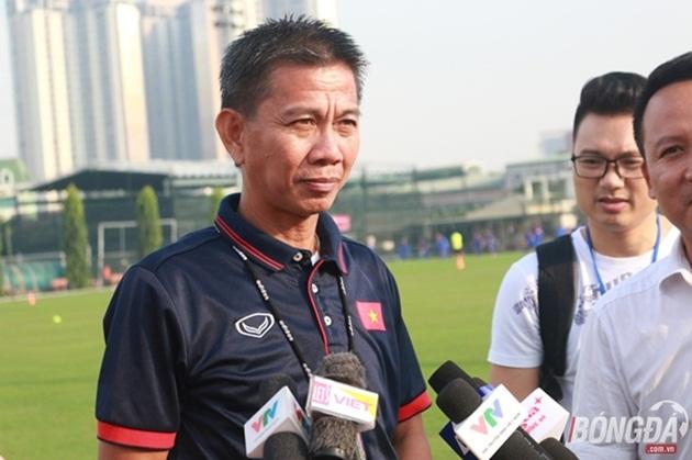"""HLV Hoàng Anh Tuấn loại công thần, xuất hiện """"nhân tố bí ẩn"""" tại U19 Việt Nam. - Bóng Đá"""