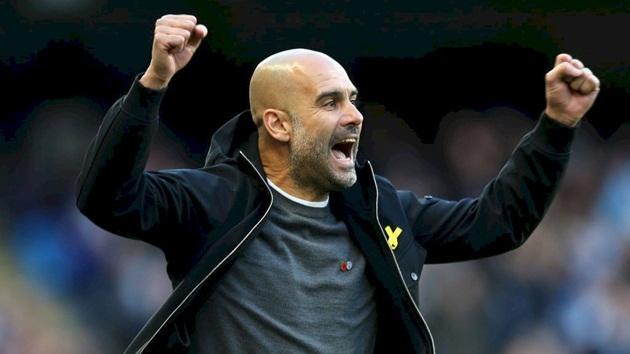 Man City bỏ MU 8 điểm: Pep Guardiola và vũ điệu mê hoặc - Bóng Đá