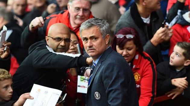 Xin hãy là Jose Mourinho của ngày hôm qua! - Bóng Đá