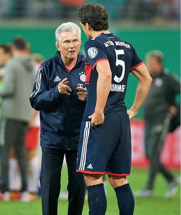 Trung vệ Mats Hummels: Franz Beckenbauer thời hiện đại? - Bóng Đá