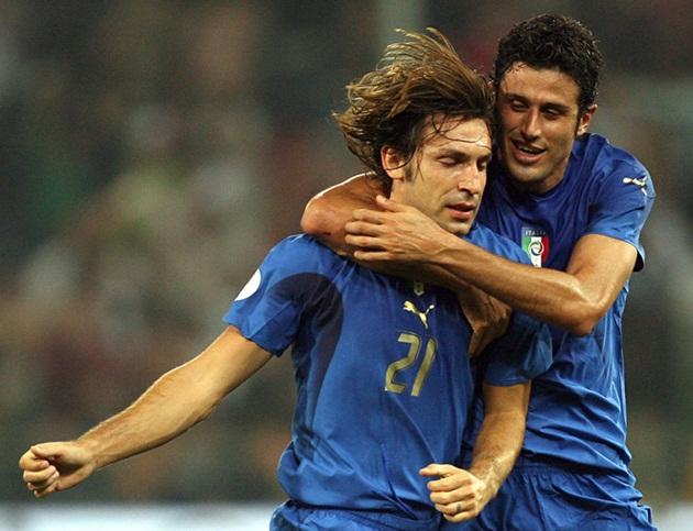 Trong đau đớn, người Italy mới nhớ Pirlo - Bóng Đá