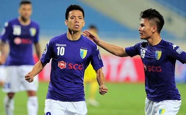 Văn Quyết, HLV Hoàng Văn Phúc được vinh danh trước vòng 26 V.League - Bóng Đá