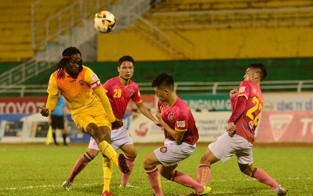 5 điểm nhấn khó quên của vòng đấu cuối cùng V-League 2017 - Bóng Đá