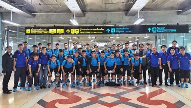HLV Park Hang-seo nói gì trước giờ đi Thái Lan dự giải M-150 Cup? - Bóng Đá