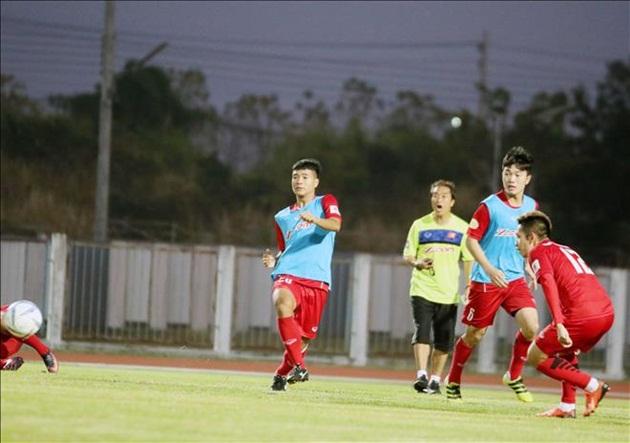 HLV Mai Đức Chung cảnh báo U23 Việt Nam trước trận gặp Uzbekistan