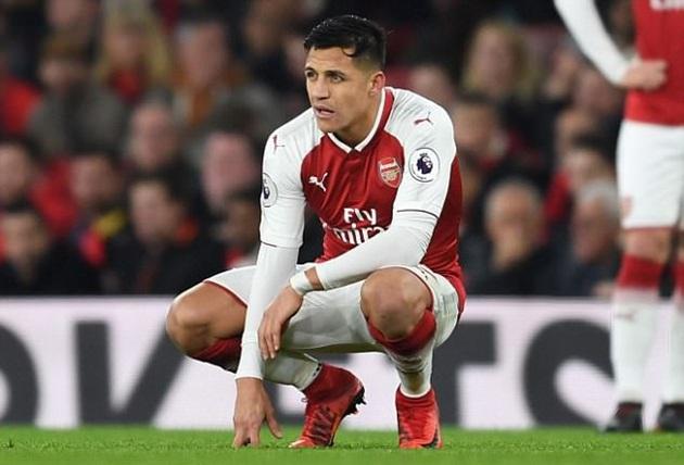 Arsenal sẵn sàng để Sanchez ra đi với giá 35 triệu bảng - Bóng Đá