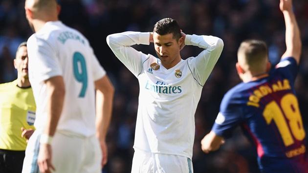 Real Madrid: Ronaldo sấp mặt, đến lúc phải nổ
