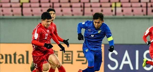 Đội trưởng U23 Thái Lan không muốn các đồng đội tiếp tục mắc sai lầm - Bóng Đá