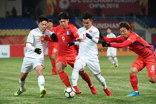 Đó là cú đấm của Xuân Trường dành cho U23 Hàn Quốc - Bóng Đá