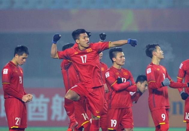 Tiến Dũng tiết lộ hậu trường màn đá luân lưu của U23 Việt Nam - Bóng Đá