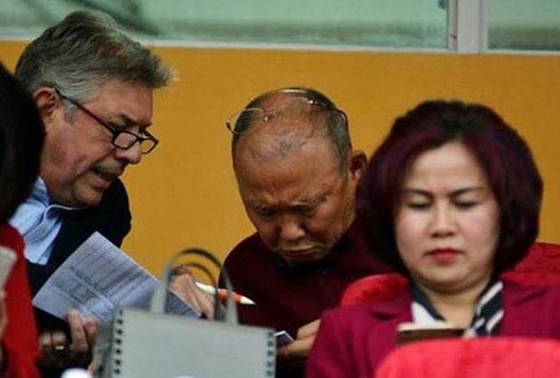 U23 Việt Nam: Về người thầm lặng phía sau thầy Park - Bóng Đá
