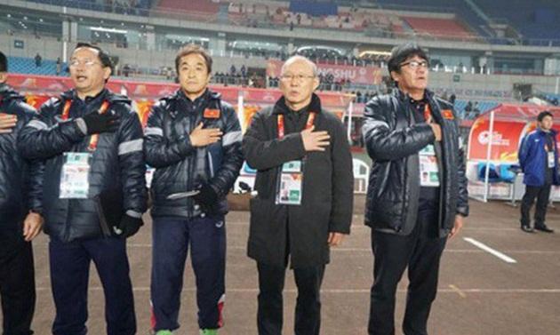 Xin cám ơn các chàng trai U23 Việt Nam và HLV Park Hang-seo! - Bóng Đá