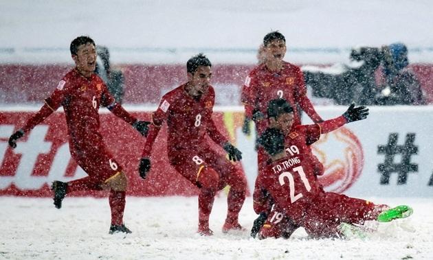 Người Trung Quốc thán phục U23 Việt Nam và Quang Hải - Bóng Đá