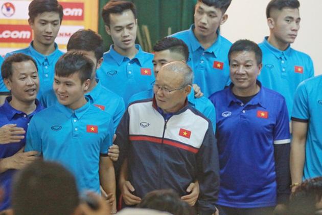 Làm nên sự dẻo dai cho U23 Việt Nam - Bóng Đá