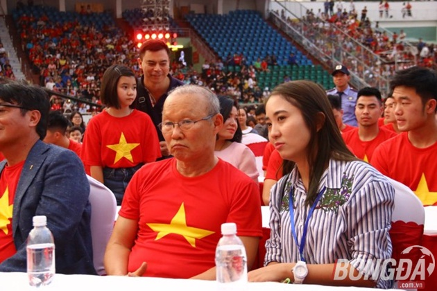Vinh danh U23 Việt Nam! - Bóng Đá