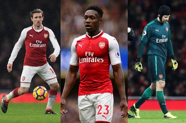 Arsenal đón 3 tin vui trước trận derby Bắc London - Bóng Đá