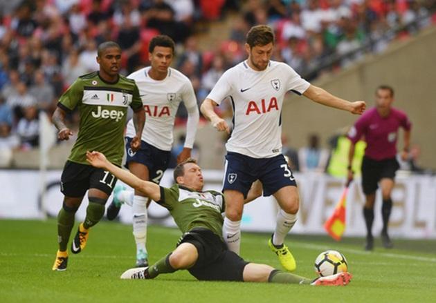 Tottenham không sợ Juventus - Bóng Đá