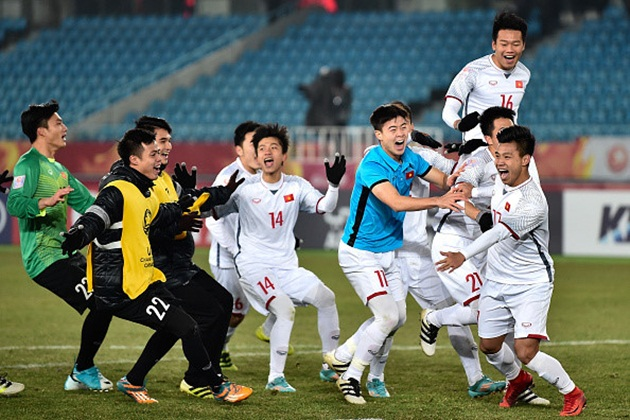 VFF giải ngân 15 tỷ đồng, tiền thưởng tới tay U23 VN trước Tết - Bóng Đá