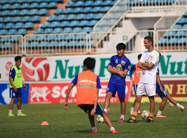 V-League hối hả với Tết: Quân U23 Việt Nam có kịp... thở? - Bóng Đá