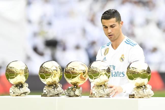 Ronaldo tuyên bố chiến đấu vì Quả bóng vàng - Bóng Đá