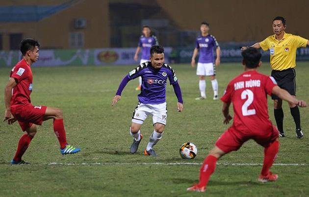 U23 Việt Nam khuấy đảo V-League: Phim hay phút cuối - Bóng Đá