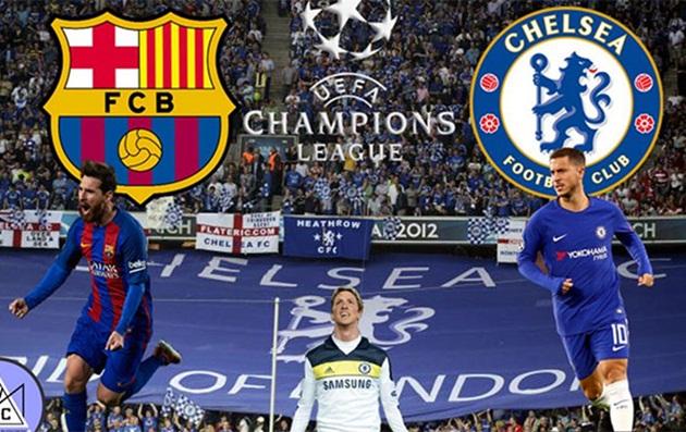 Barca vs Chelsea: Những người lưu giữ vẻ đẹp của bóng đá - Bóng Đá