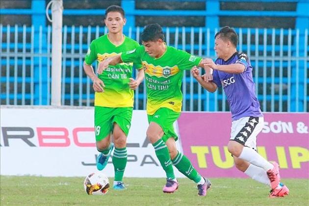 XSKT Cần Thơ quyết giành trọn 3 điểm trên sân nhà - Bóng Đá