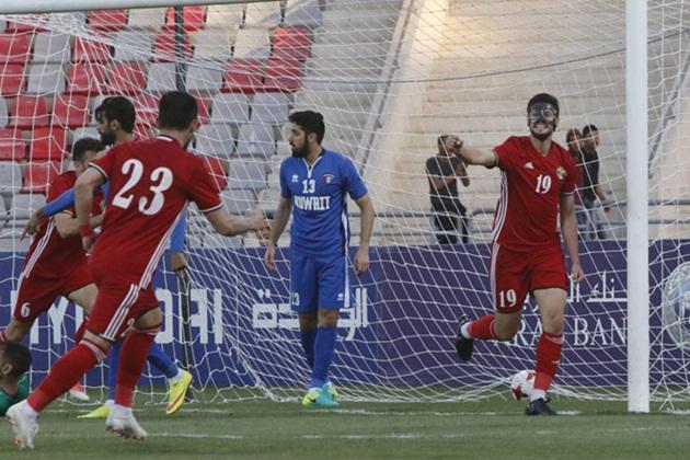 Vắng tiền đạo số 1, Jordan vẫn tự tin đối đầu Việt Nam - Bóng Đá