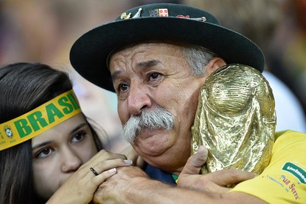 Đội Brazil đã thức tỉnh sau thảm họa Belo Horizonte - Bóng Đá
