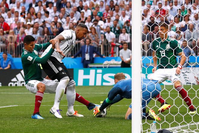 TRỰC TIẾP Đức vs Mexico: Hector cảm lạnh ngồi ngoài, Reus dự bị - Bóng Đá
