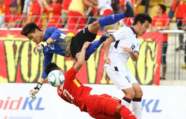 Bóng đá Việt và màn