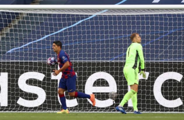 TRỰC TIẾP Barcelona 1-4 Bayern Munich: Muller lập công! - Bóng Đá