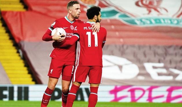 Chấm điểm các cầu thủ Liverpool trong trận thắng West Ham. - Bóng Đá