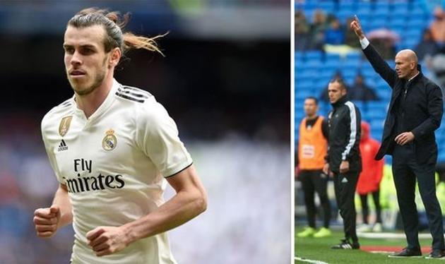 Zidane từ chối trả lời về tương lai của Bale - Bóng Đá